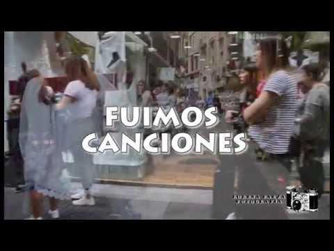 Fuimos canciones, seremos recuerdos, en Murcia