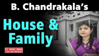 IAS B. Chandrakala's House & Family