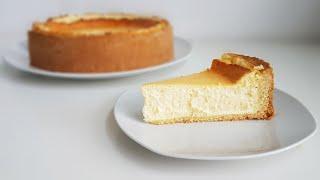 Käsekuchen super cremig / Cheesecake
