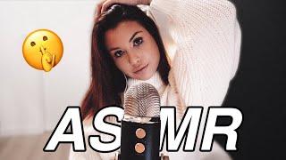 J'essaye l'ASMR, et je vous raconte ma vie !