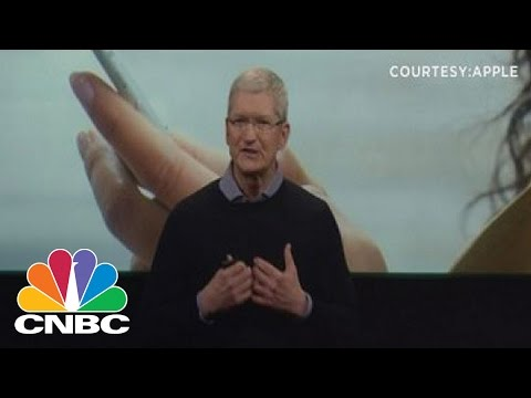 Tim Cook: We're grateful for support over encryption fight | CNBC
