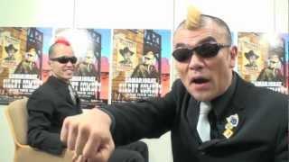 が まるちょば サイレントコメディー japan tour 2012 名古屋公演pv