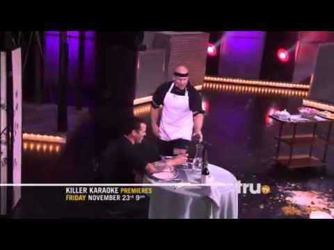Killer Karaoke   Man Gets Shocked While Singing Karaoke   YouTube
