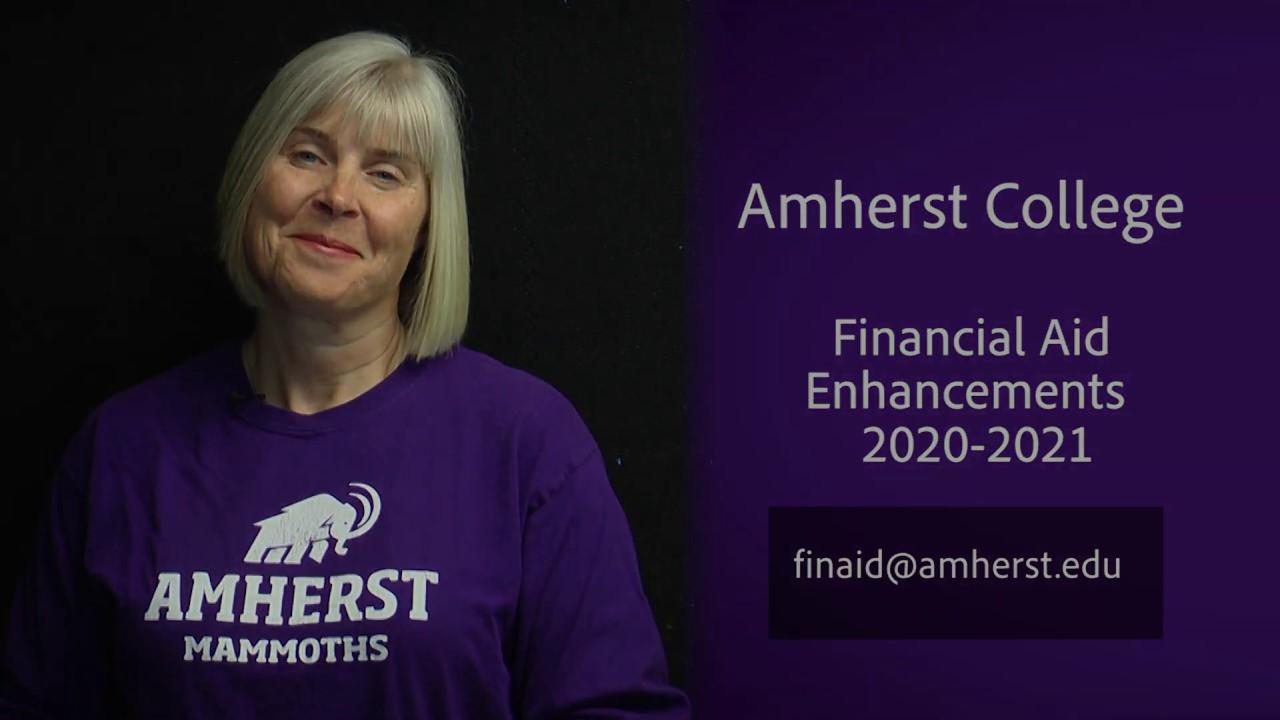Amherst Academic Calendar 2021-22 Photos