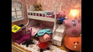 Bajka Świnka Peppa po polsku 2018 Peppa ma swój własny śliczny pokój jupi