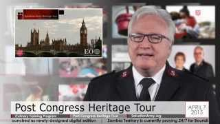 Salvation Army Today - 04.07.2015 - Culinary Training Program; Post Congress Heritage Tour