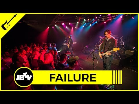 Failure - A.M. Amnesia   Live @ JBTV
