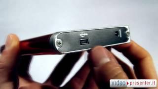 Hard Disk esterno - Atlantis - Box HDD Deluxe 2,5'' USB - VIDEOPRESENTER.IT