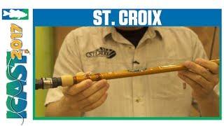 St  Croix Legend Glass Crankbait Casting Rods - Tackle Warehouse
