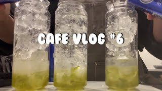 캔카페브이로그|CafeVlog|카페사장브이로그|너무 늦…