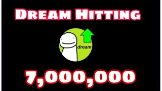 Dream Hits 7M Subcribers + Chat Reaction - Momment 1