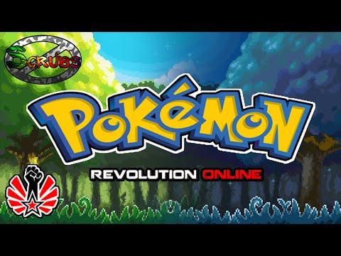 Pokemon Revolution Online - Random Stream: Roman Numerals & 2016 Olympics (Unedited)