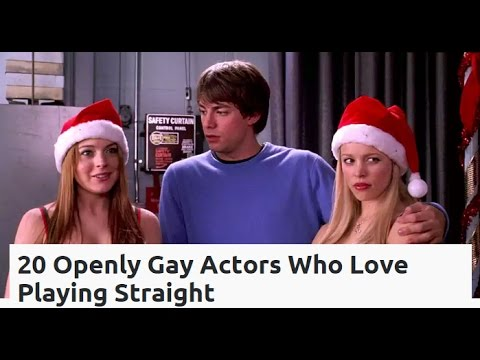 20 Openly Gay Actors Who Love Playing Straight