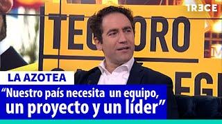 """García Egea: """"Tenemos todo preparado para la unificación del centro-derecha"""""""