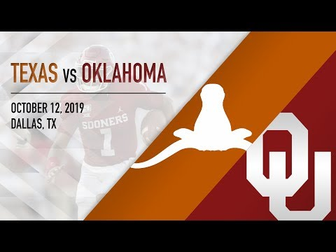 OU Highlights vs Texas (10/12/2019)
