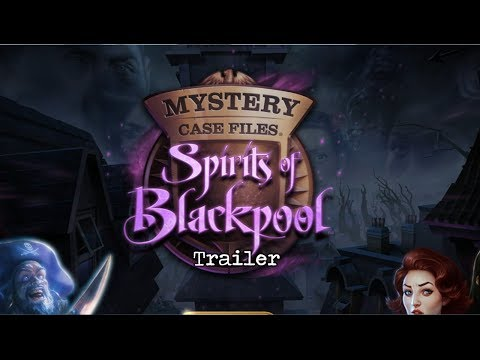Mystery Case Files: Spirits Of Blackpool (TRAILER) Apple ITunes IOS - Free To Play - F2P