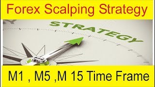 Forex Scalping Strategy M1 , M5 , M15 Time Frame Best Secret Trick 2018 In Urdu Hindi By TaniForex