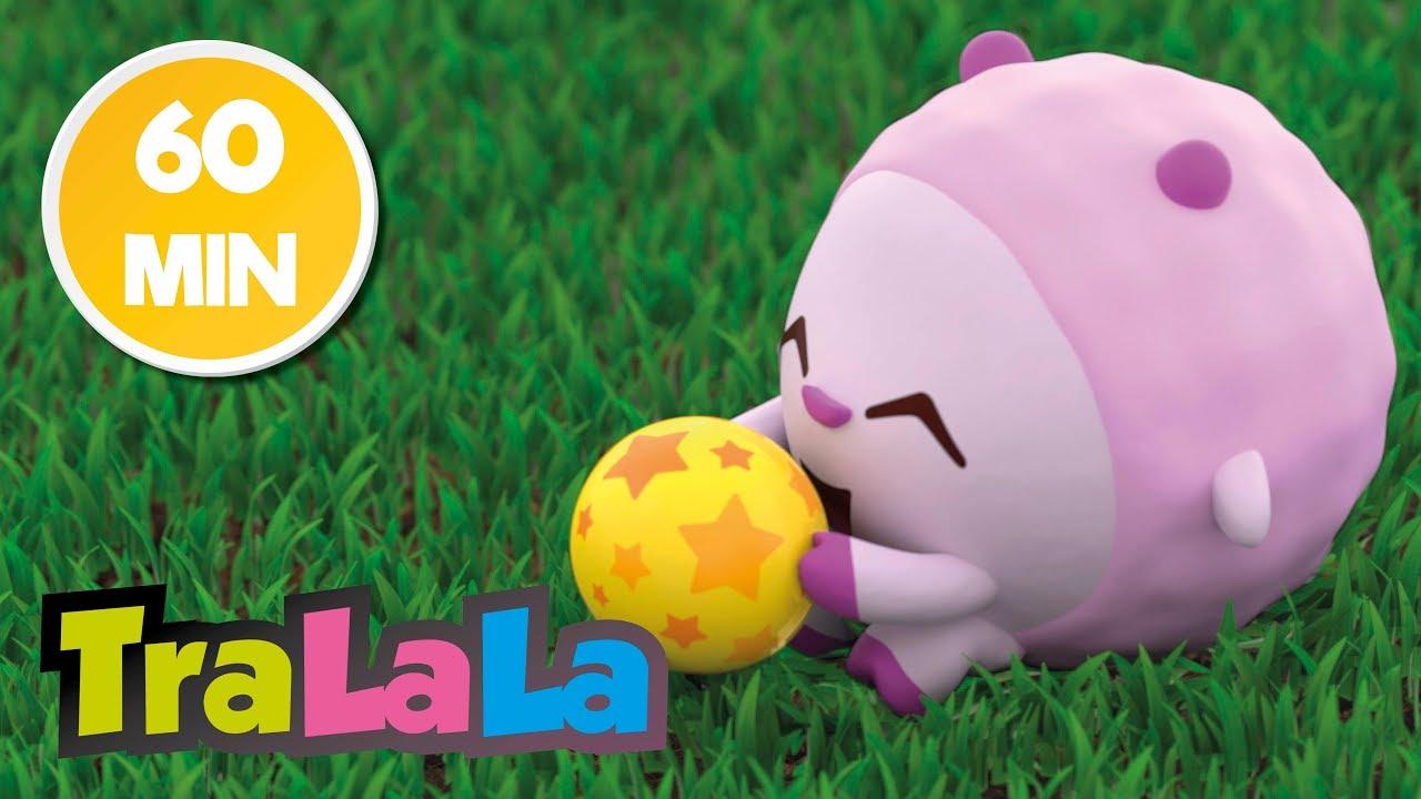 BabyRiki 60MIN (Mingea) - Desene animate | TraLaLa