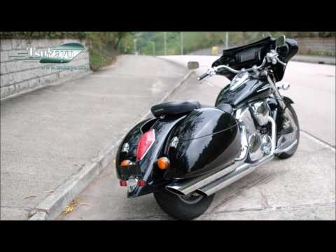 Honda Vtx With Tyu Fairings And Hardbags