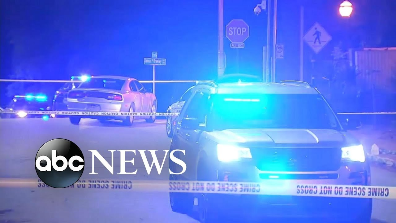 ABC News:Shooting injures 4 at college back-to-school party | ABC News
