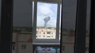 Дзержинск взрыв на заводе им. Свердлова 01.06.2019 — Dzerzhinsk Russia Factory Explosion