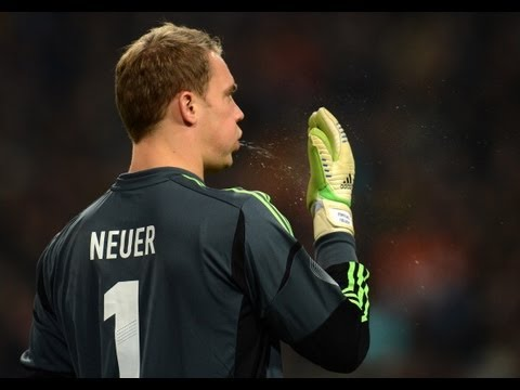 Nurnberg 1-1 Bayern - Manuel Neuer unhappy with second half performance