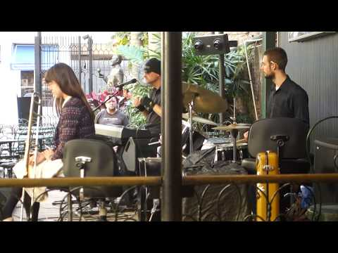 I'm Walking ~ Jazz at Musical Legends Park, New Orleans
