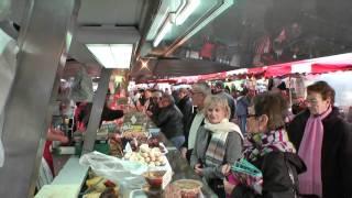 La Ferme de Collonge  Marché de Bourg en Bresse