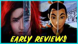 MULAN 2020 First Reviews Are In - Another FLAWED Remake?