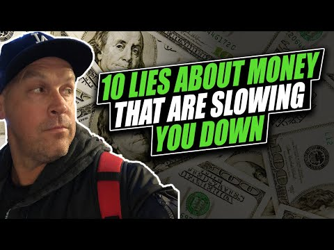 10 Financial Freedom Lies that Are Slowing You Down (Must Watch!)