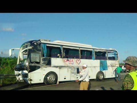 После аварии с автобусом в Доминикане семь россиян находятся в тяжелом состоянии.