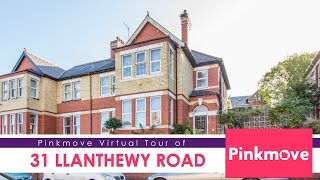 Pinkmove Virtual Tour Of 31 Llanthewy Road