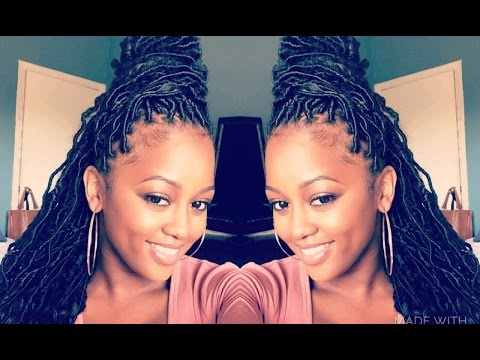 how-to -style-goddess-locs