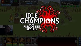 Alpha Gameplay - #2 Idle Champions of the Forgotten Realms [german]