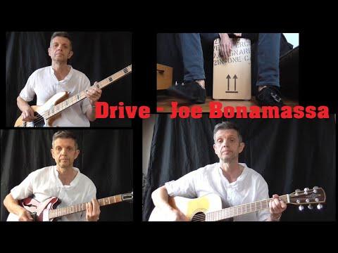 Drive - Joe Bonamassa - Cover