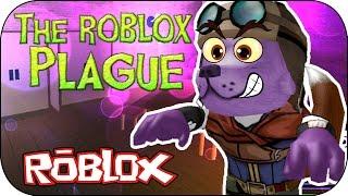 ROBLOX - ¡Soy un perro rabioso! - The Roblox Plague