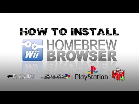 How To Install The Homebrew Browser
