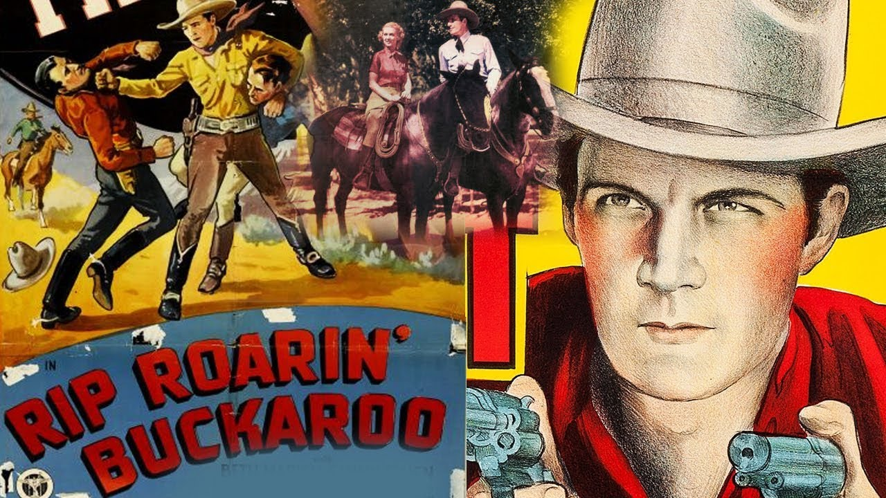 Rip Roarin Buckaroo (1936) | Action Comedy Film | Tom Tyler, Beth Marion | Eng Subs
