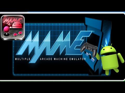 Como Emular  MAME en Android via MAME4droid (0.139u1)