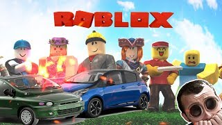 I'm robbing you ... (ROBLOX)