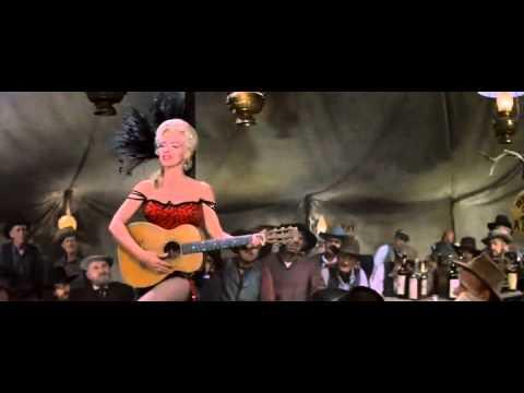 Marilyn Monroe - One Silver Dollar - (River Of No Return, 1954)