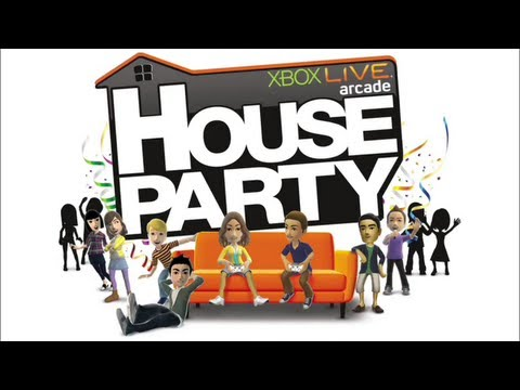 "Xbox LIVE Arcade - ""House Party"" 2012 Announcement Trailer - 동영상"
