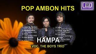 THE BOYS TRIO POP AMBON - HAMPA [Official Music Video] [HD]#Music