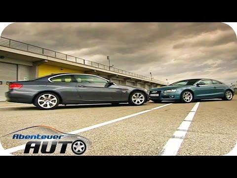 Diesel-Coupe-Vergleich: BMW 330d vs Audi A5 | Abenteuer Auto Classics