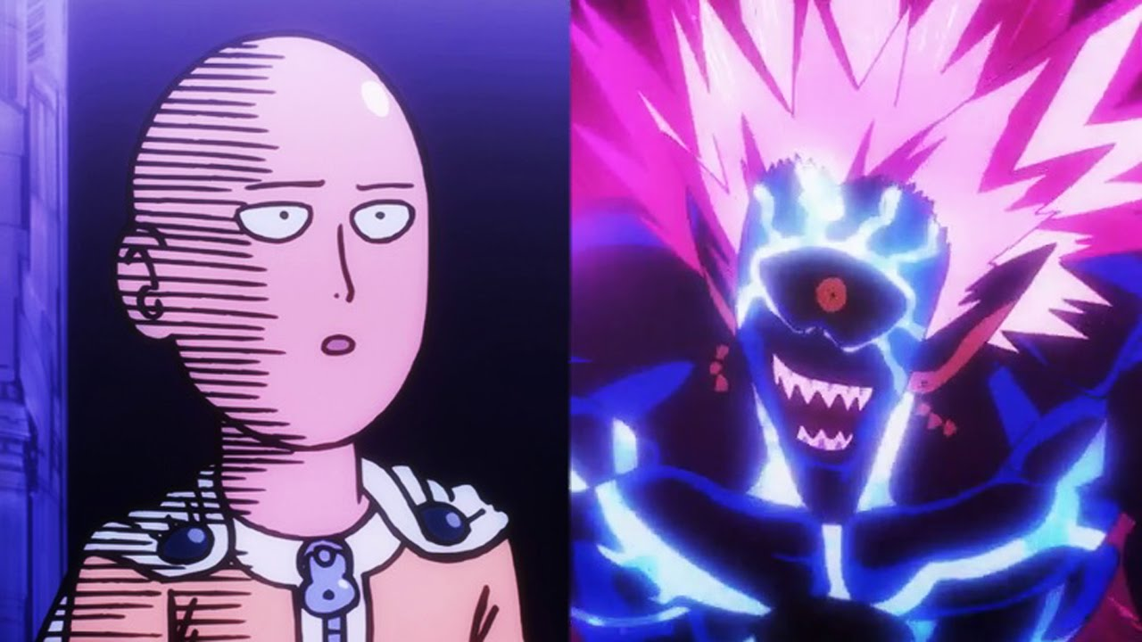 Saitama May Loose For The Fist Time In Season 2