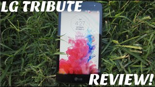Lg Tribute 4g Review (virgin Mobile) [francotech]
