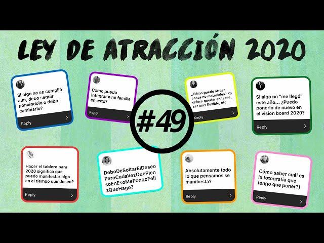 🔊 Ley de la atracción 101: Regresando a los básicos de cómo manifestar (PODCAST 049)