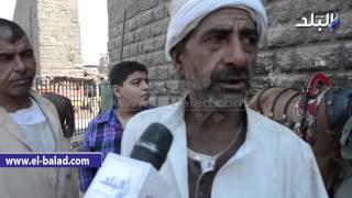بالفيديو.. أقدم 'حلاق حمير' في مصر لـ'صدى البلد: 'نفسي أعيش حياة آدمية وأشتغل حاجة تانية'