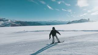 Livia Tanno – die Freestyle-Snowboarderin