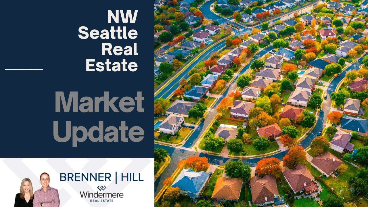 NW Seattle Real Estate | Market Update